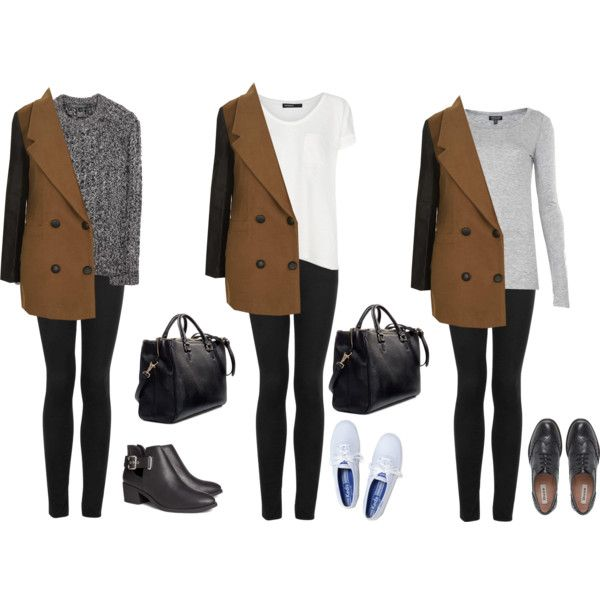 """Sixth Form Outfits"" by bellerosyelle on Polyvore"