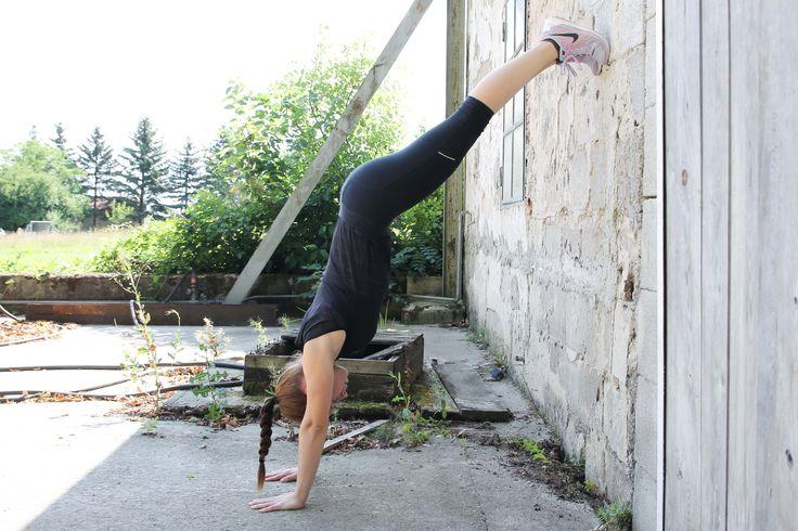 Handstand lernen – So einfach geht's!