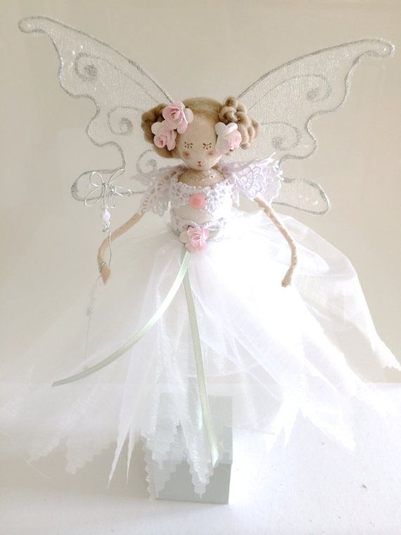 Fabulous Personalised Fairy Doll By Fabulousfairyfactory