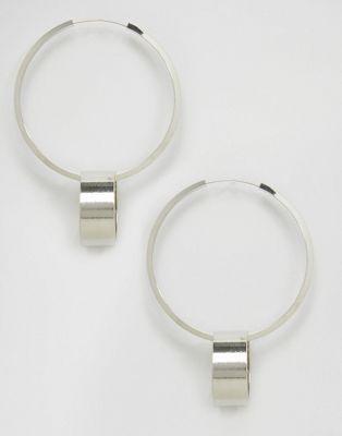 ASOS - Orecchini a doppio anello