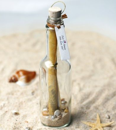 ... and feeling a bit inspired to write about beach weddings this