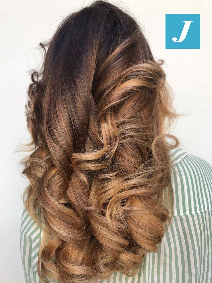 Degradé Joelle Sand #cdj #degradejoelle #tagliopuntearia #degradé #igers #musthave #hair #hairstyle #haircolour #longhair #ootd #hairfashion #madeinitaly #wellastudionyc