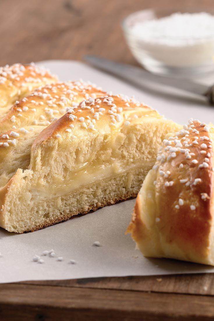 Braided Lemon Bread Recipe