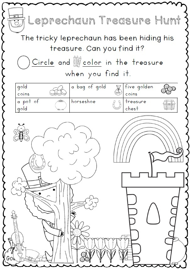 St. Patrick's Day Reading and Writing Worksheets 36 pages - Staple and read the colored book to the class over a week. Complete the worksheets by bundling and adding our smart cover, 'My St. Patrick's Day Booklet'! ** This file has two sections; the 'about' worksheets and the 'vocabulary' worksheets as well as a colored, factual book which relates to the worksheets. $http://www.teacherspayteachers.com/Product/St-Patricks-Day-Reading-and-Writing-Worksheets-36-pages