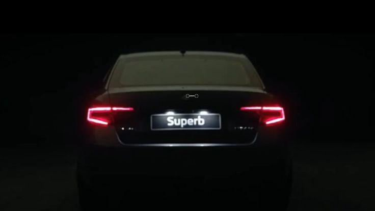 2016 Skoda Superb Smart Headlights
