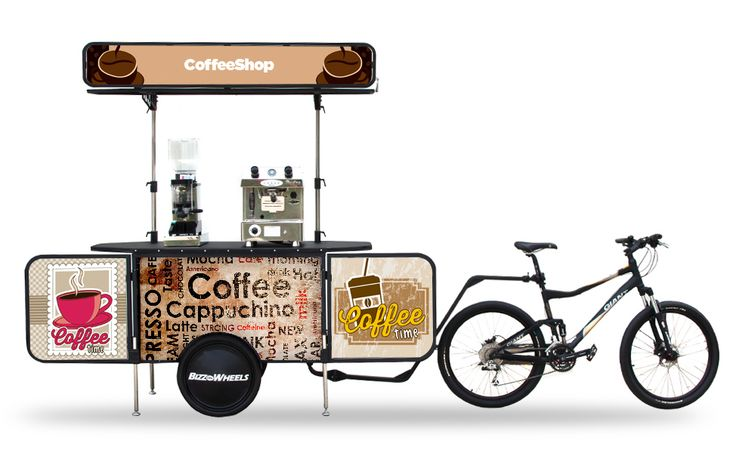 Coffee carts crafts pinterest shops coffee carts for Coffee cart design