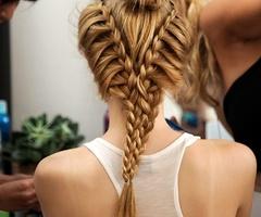 : French Braids, Braids Hairstyles, Hair Ideas, Long Hair, Mermaids Braids, Hair Style, Fishtail Braids, Cool Braids, Beautiful Trends