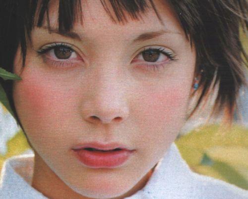 Meghan doppelganger aka Anna Tsuchiya