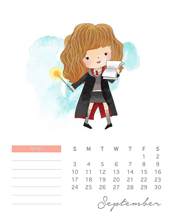 Calendarios Disney | Orlando Wish