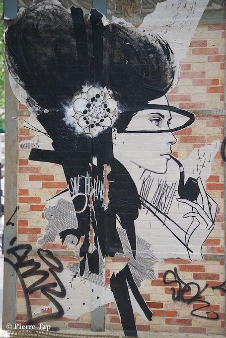 Place de la Nation et street art