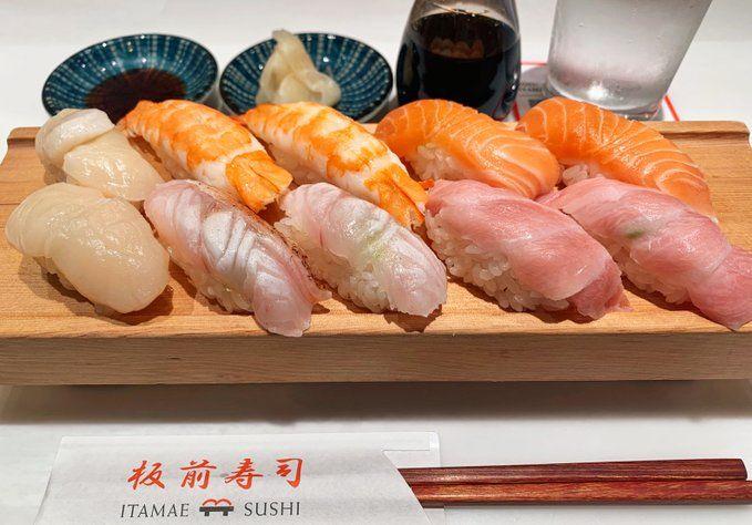 板前 寿司 食べ 放題