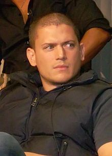 Wentworth Miller   Miller is of multiracial origin: his father is of African-American, Jamaican, English, German, Jewish, and Cherokee background, and his mother is of Russian, French, Dutch, Lebanese, and Syrian ancestry.[