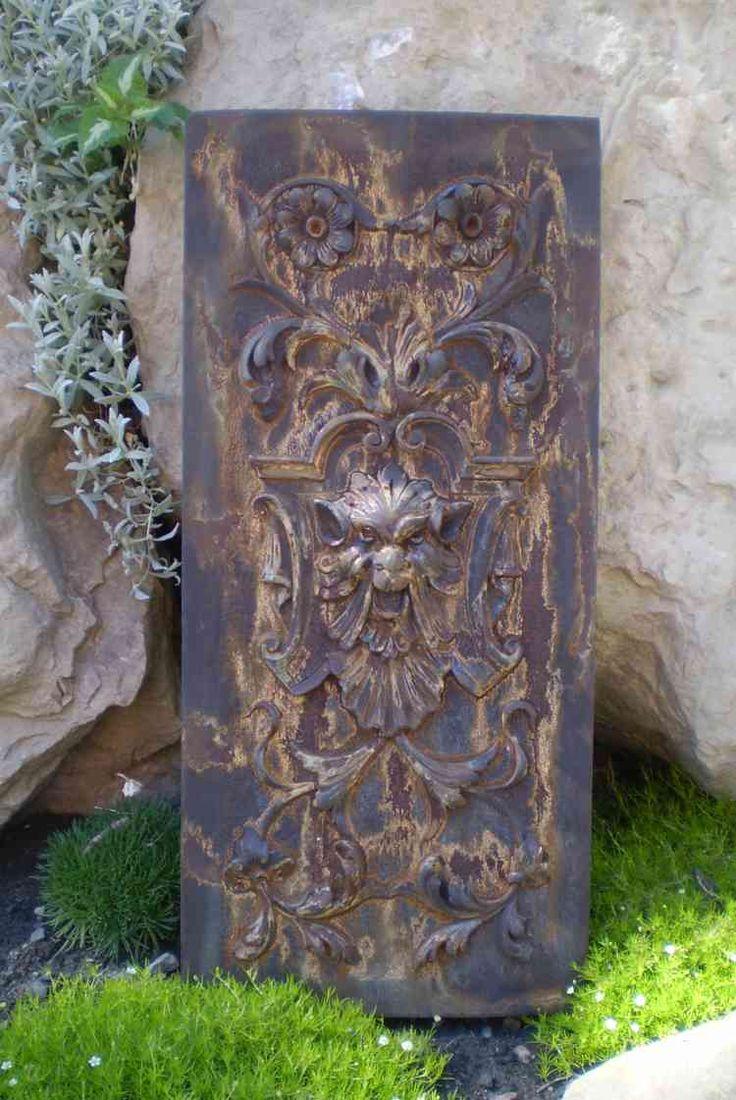 Garden wall ornaments -  100 00 Gothic Garden Decor Victorian Gargoyle Wall Ornament