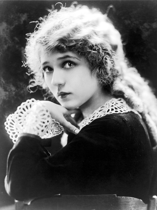 April 8 - Actress (and so much more!) Mary Pickford