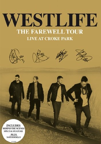 Westlife The Farewell Tour DVD