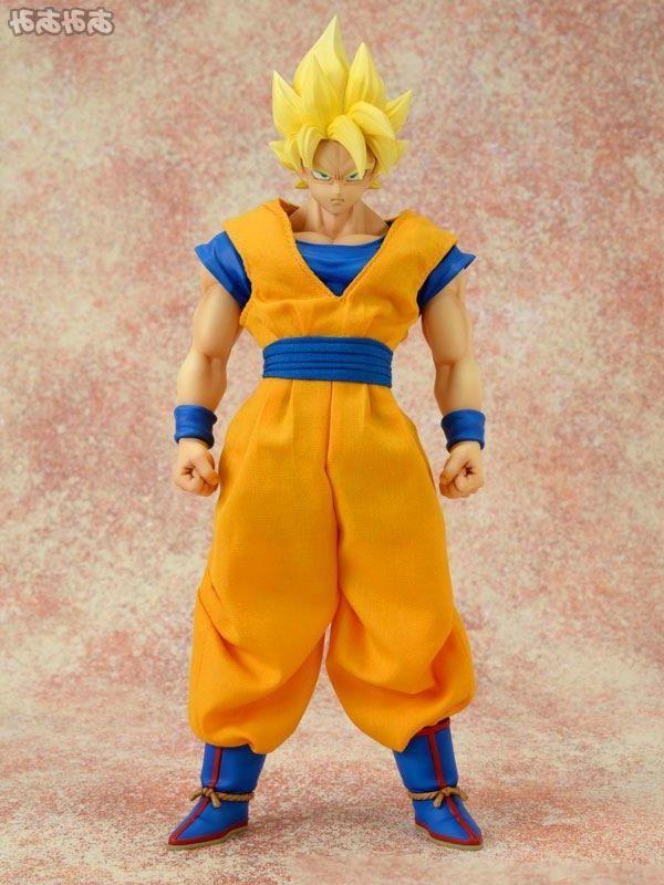 28.49$  Buy here - https://alitems.com/g/1e8d114494b01f4c715516525dc3e8/?i=5&ulp=https%3A%2F%2Fwww.aliexpress.com%2Fitem%2FDragon-Ball-Z-Super-Saiyan-Son-Goku-PVC-Action-Figure-Anime-Toy-18CM-Collection-Toy-with%2F32610954901.html - Dragon Ball Z Super Saiyan Son Goku PVC Action Figure Anime Toy 18CM Collection Toy with real cloth