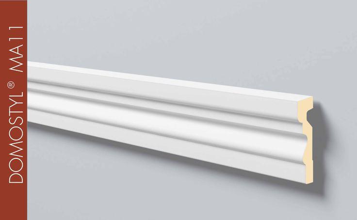 DOMOSTYL® MA11 / H 150 x W 40 mm / L 2m