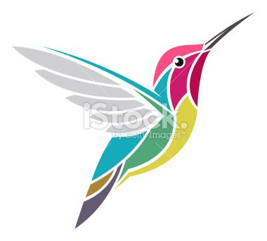 Hummingbird Royalty Free Stock Vector Art Illustration