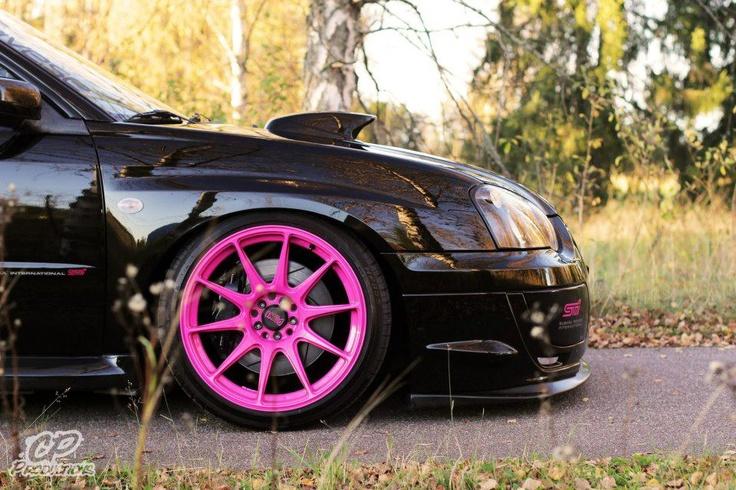 Subaru WRX STI OMG <3