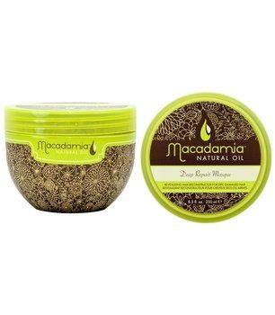 Macadamia, Deep Repair Mask, regenerująca maska do włosów suchych i zniszczonych, 250 ml-Macadamia