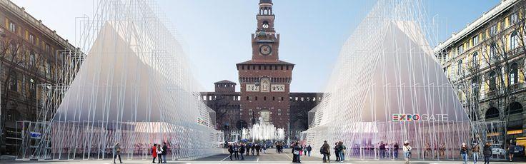 Expo Gate | Expo Milano 2015