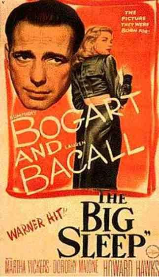 a movie analysis of the big sleep directed by howard hawks The big sleep (1946), based on raymond chandler's first novel, was directed by howard hawks private eye philip marlowe is hired by wealthy general sternwood to help him settle the debts of.