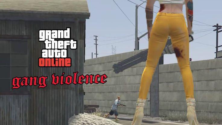 Grand Theft Auto V Бандитская разборка GTA Online