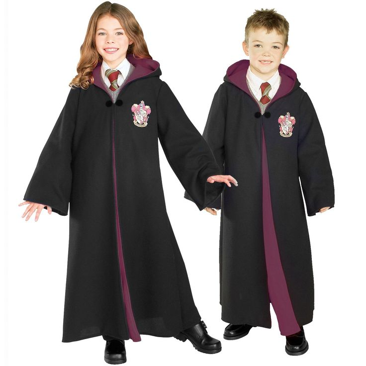 Harry Potter Deluxe Gryffindor Robe Child Costume Horror Masks & Scary Costume Ideas http://www.planetgoldilocks.com/halloween/topsellersweekly.html #weelydeals #halloween