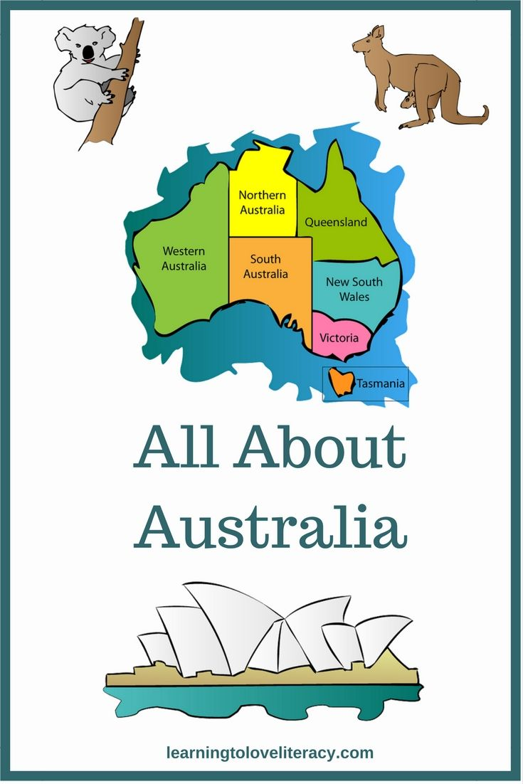 Resources with an Australian Theme for homeschooling, parents and teachers.