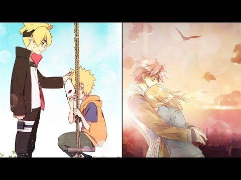 The Best of Naruto & Fairy Tail Sad/Emotional Soundtracks - YouTube