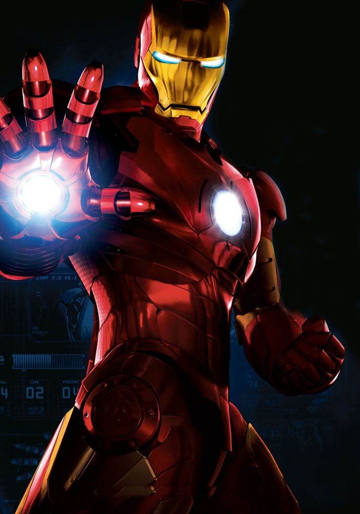 iron man 2008 movie promo iron man iron man poster. Black Bedroom Furniture Sets. Home Design Ideas