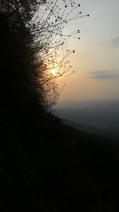 Sunset, Gunung Lawang Wonosobo