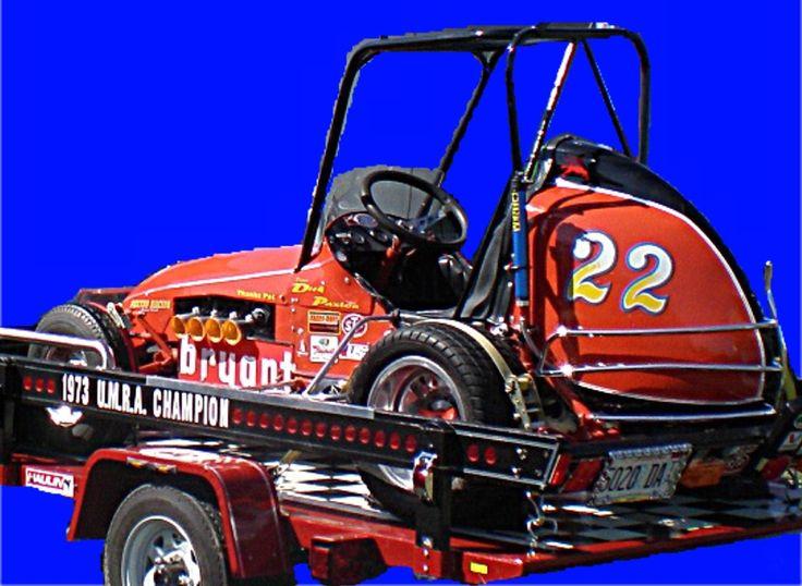 Racing midwest vintage