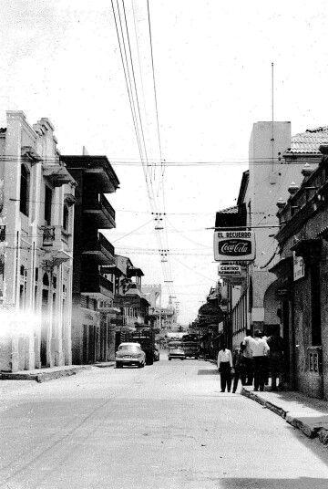 Las calles viejas y hermosas de Cartagena