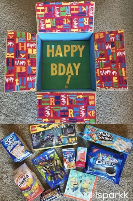 Birthday For Him Boyfriend Care Packages 57 New Ideas