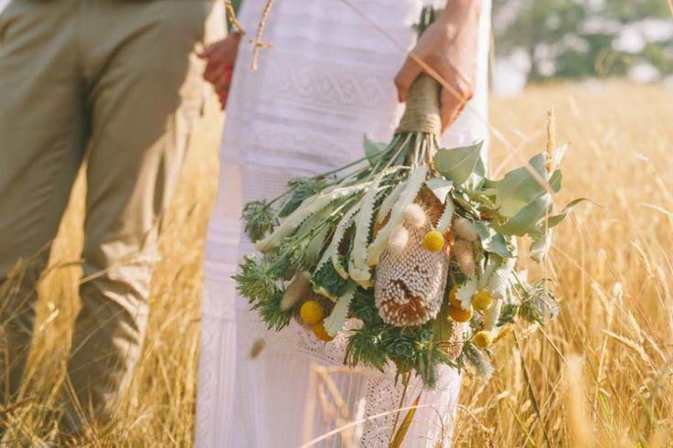 banksia bouquet