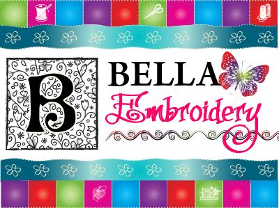 Bella Embroidery  is a small home-based embroidery business that takes great pride in producing top quality items and commits to customer satisfaction.