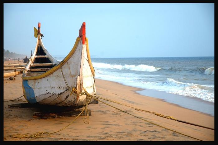 Kerala Kovalam Beach by ~DANNY-KURIAN