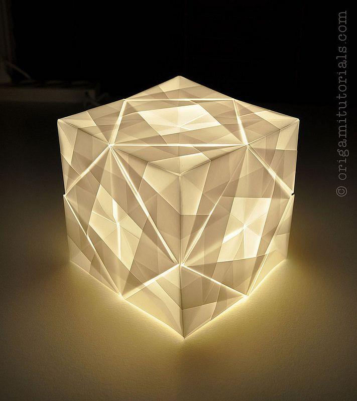 Sonobe Cube                                                                                                                                                                                 Plus