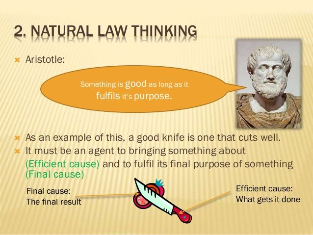 Natural law vs positive law essay