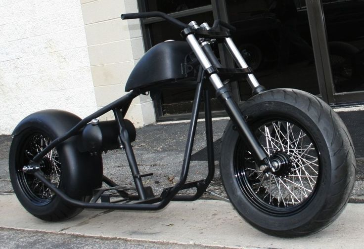frame by malibu motorcycle works for sale on ebay moto pinterest bobbers - Motorcycle Frame For Sale