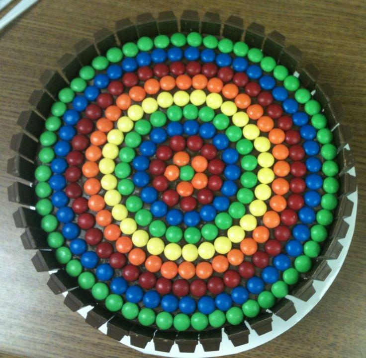 Kit Kat Birthday Cake Images