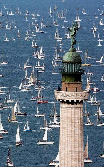 La Barcolana di Trieste, Italy