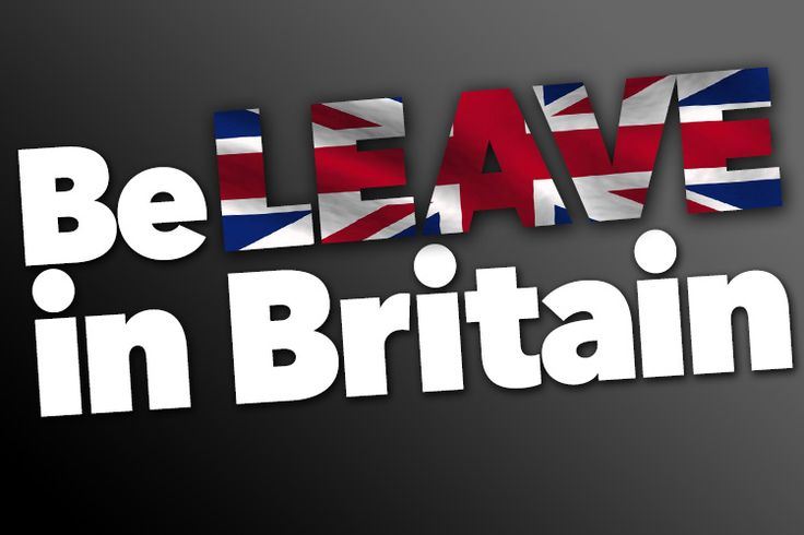 beLEAVE in Britain and vote to quit the EU on June 23  WHY I WOULD YES FOR LEAVE THE EUROPEAN UNION? http://dld.bz/eBEPj