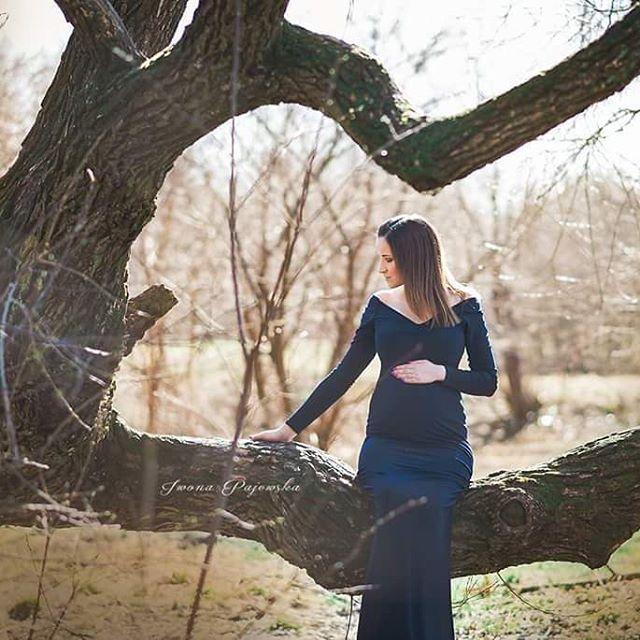 Kasia :) #sesjazbrzuszkiemwplenerze #sesjaciazowabialystok #maternitysession #maternitygown #sukniadosesji www.propser.eu