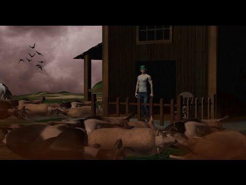 Man- Eater (Creepypasta Short Scary Story) - Animated and Produced by Mo...