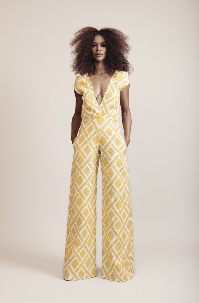 Isa Jumpsuit by Onyii & Co