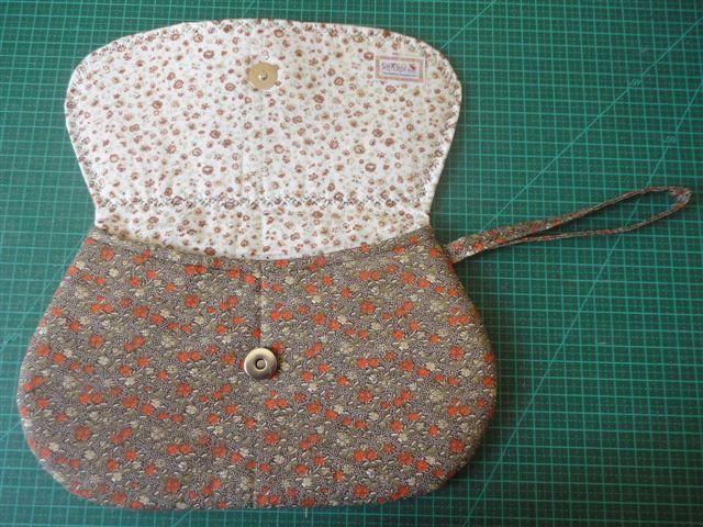 Bolsa De Mão Clutch Passo A Passo : Melhores imagens de artesanato no