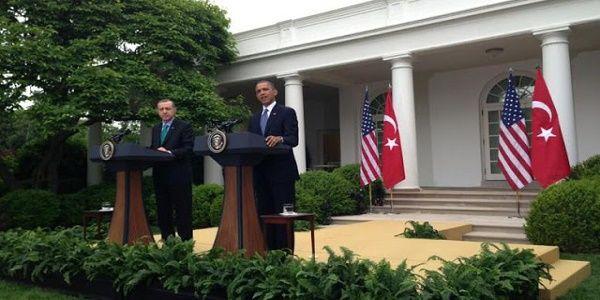 Ο Ομπάμα έδειξε τελικά την πόρτα στον Ερντογάν: Δεν πάει ούτε στο τζαμί