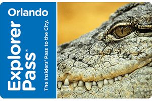 Save up to 35% off top attractions with a Orlando Explorer Pass®. Admission to 3-5 top Orlando tourist attractions for one low price.